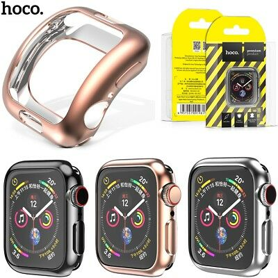 HOCO 40mm 44mm Case for iWatch Apple Watch Series 4 Cover Soft TPU Bumper Shell