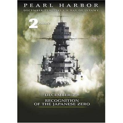 Pearl Harbor: December 7th/Recognition of the Japanese Zero
