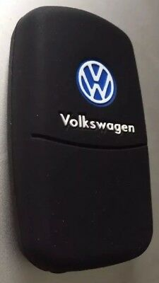 VW Volkswagen 2 Button Key Cover T5 T6 Golf Bora Caddy Van Mk4 2K Remote