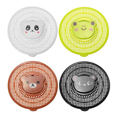 1* Stylish PP Top Bath Shower Tub Drain Strainer Cover Sink Basin Stopper Filter