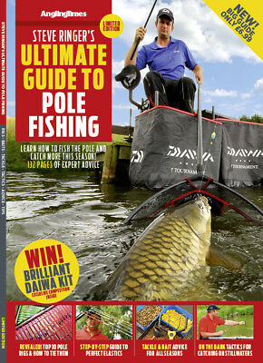 Steve Ringer's Guide to Pole Fishing book