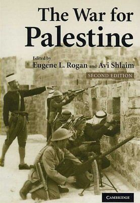 War for Palestine : Rewriting the History of 1948, Paperback by Rogan, Eugene...