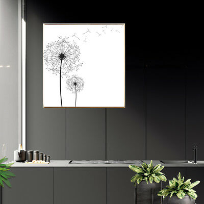 Dandelion Canvas Art Painting Poster Print Living Room Wall Picture Home Decor