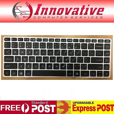 HP US Keyboard for EliteBook 8460p 8460w 6460b 6465b 8470p 8470w with pointer