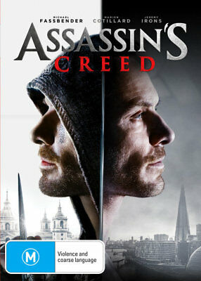 Assassin's Creed = NEW DVD R4