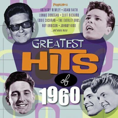 The Greatest Hits Of 1960 [CD]