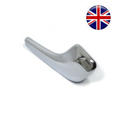For VAUXHALL / OPEL CORSA D CHROME INTERIOR DOOR HANDLE FRONT / REAR RIGHT N18R