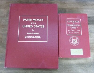 Paper Money of the United States, A Guide book of United States Coins