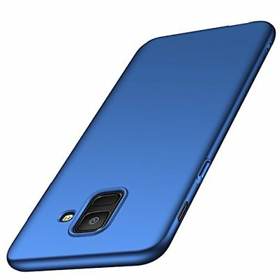 Galaxy A6 2018 Case, Arkour Minimalist Ultra Thin Slim Fit Cover with Smooth Mat