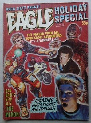 Eagle Holiday Special comic 1983 VG/Fine (phil-comics)