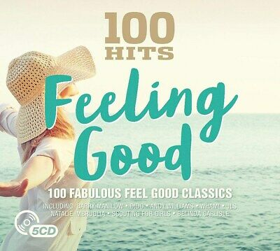 100 Hits: Feeling Good - Various Artists (Box Set) [CD]