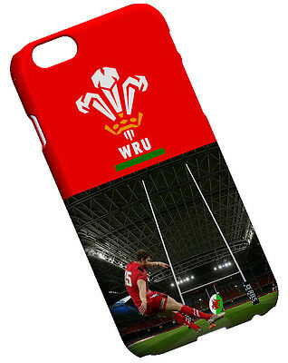 Wales Rugby - Leigh Halfpenny and the Millennium Stadium phone cover