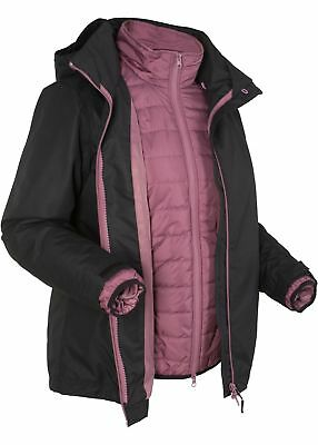 Existent Rot Jacke Bench Sport Funktions L C0878 Bordeaux yfb76g