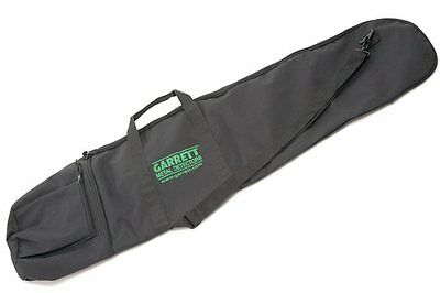 NEW Garrett All Purpose 2 pocket Metal Detector Carry Bag/Holdall - DETECNICKS