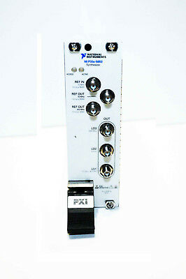 National Instruments Ni Pxie-5653 RF Synthesize R (Ni 5653)