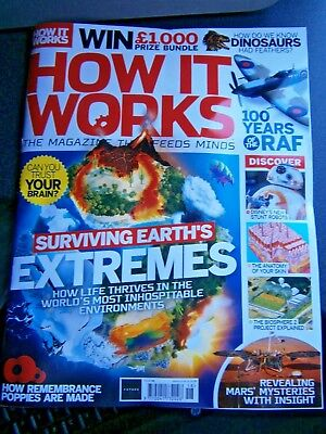 How It Works Magazine Issue 118 (new) 2018