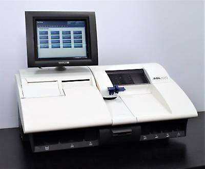 Radiometer ABL800 Flex High Throughput Blood Gas Analyzer ABL-800 Diagnostic