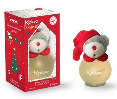 KALOO Dragee Christmas 3.4 Fl.oz /100 ml Spray Eau de Senteur (Alcohol Free)