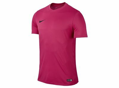 NIKE PARK V JERSEY - SMALL YOUTH (Age 8 - 10 years) - VOLT PINK