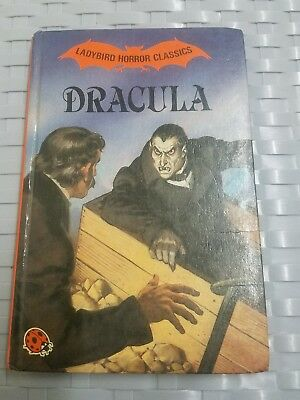 Ladybird horror classics. Dracula 1984. First Edition