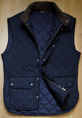 Barbour Lowerdale Quilted Gilet  Men's Vest XL NY