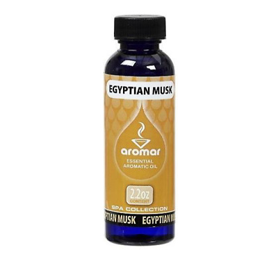 Essential Oil Egyptian Musk For Diffuser Aromatherapy Fragrance 2.2 oz. Premium