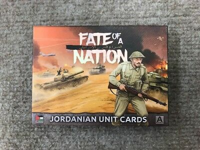 Fate Of A Nation BNIB Egyptian Unit Cards AAR901