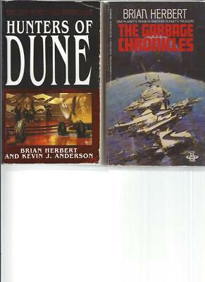 Brian Herbert / Kevin J. Anderson - Hunters Of Dune - A Lot Of 2 Books