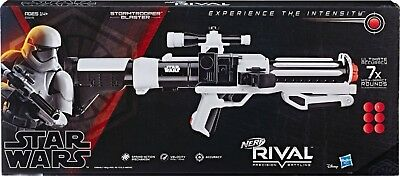 Nerf Rival Star Wars Stormtrooper Blaster *Ready to Ship*
