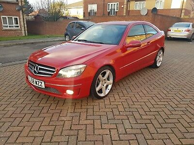 Quick Sell Low Mileage 2009 Mercedes Benz Clc 220 Cdi Sport Coupe