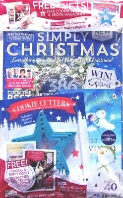 Simply Christmas Magazine 2018 Gifts, Crafts, Recipes, Family Days Out & More