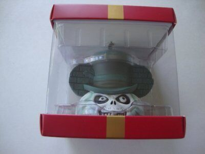 Disney Park Place Subscription Ear Hat Ornament HATBOX GHOST Haunted Mansion NEW