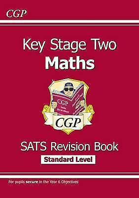 KS2 Maths Targeted SATs Revision Book - Standard (for the New Curriculum) by CGP