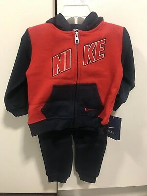 Nike Kids (Boys) Tracksuit. Age: 12 Months