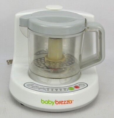 Baby Brezza Baby Food Maker Machine One Step Steamer and Blender Puree BRZ9043