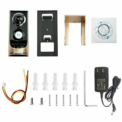 Household Security Wireless WiFi Smartphone Remote Video Camera Doorbell HS