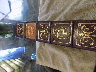 Easton Press The Oxford Companion American Literature