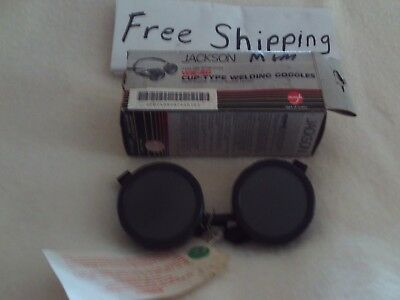 """new"" Jackson Welding Goggles (Wr-40) Made In Usa = Free Shipping ="