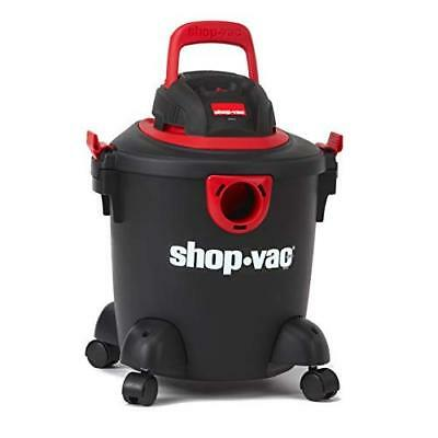 Shop-Vac 2035000 5 gallon 2.0 Peak HP Classic Wet Dry Vacuum Black/Red with Onbo
