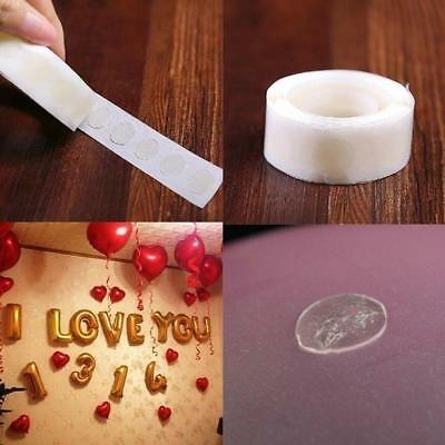 400 Dots of Super Glue Adhesive Points Tape Great for Balloon Decoration Card &