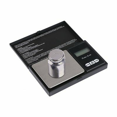 Portable Digital Pocket Scale 0.01g-100/200g  Mini Jewellery Gram Weighing LN