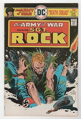 Our Army At War #291 In Very Fine/Near Mint Condition (April, 1976, DC)