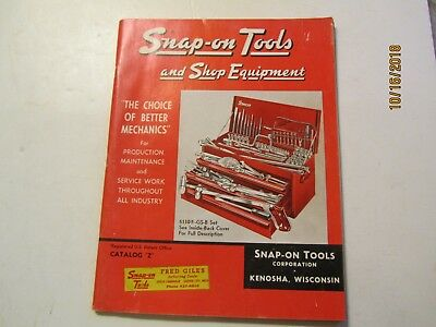 1965 Snap-on Tools and Shop Equipment Catalog Z by Snap-on Corp