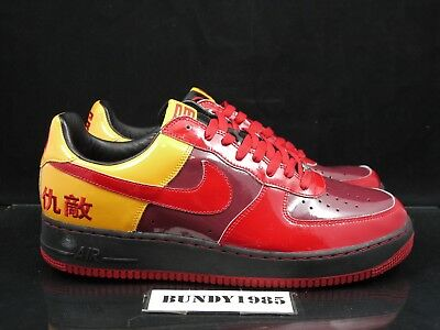 311729 661 NIKE Air Force 1 Lebron James Chamber of Fear