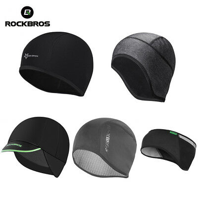 e00b0ae159f RockBros Winter Outdoor Sports Cycling Cap Windproof Hat   Earmuffs One Size