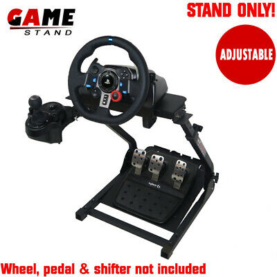 Adjustable Racing Simulator Steering Wheel Stand for G27 G29 PS4 G920 T300RS AU