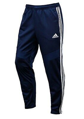 ADIDAS MEN TIRO 19 Track LS Pants Training Black Running