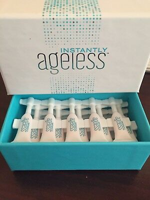 Jeunesse Instantly Ageless- 100% Authentic US Version- 10 Vials- NEW STOCK!