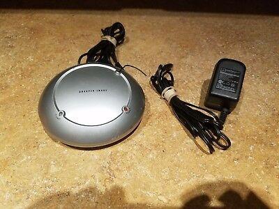Sharper Image Wireless Indooroutdoor Speaker Audio Transmitter