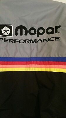 Mopar jacket racing vintage